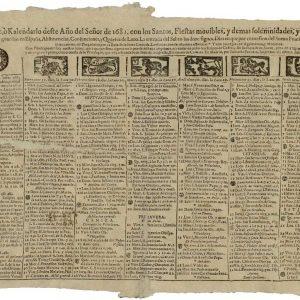 26 - Los almanaques del Archivo Municipal de Toledo