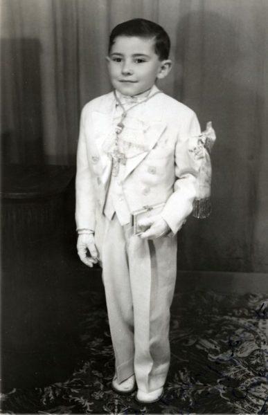 Angel Felpeto - 1954
