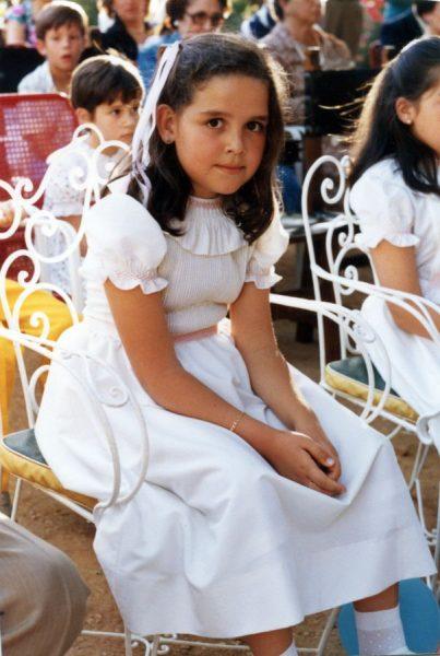 Beatriz Díez - 1985