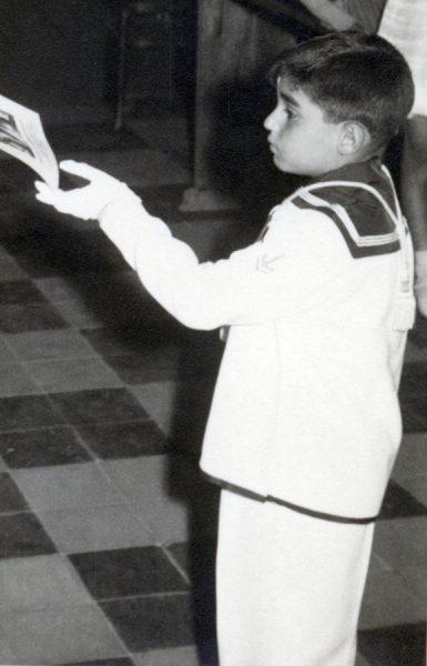 Benito Martín de Vidales - 1961