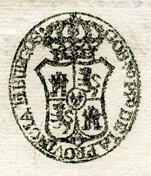 BURGOS - Gobierno político de la provincia de Burgos - Año 1823
