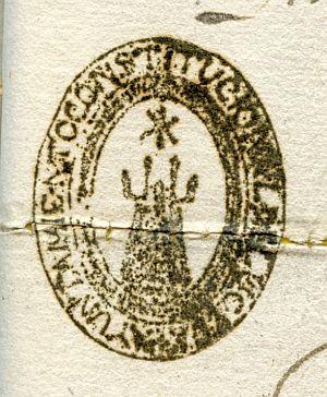 CÓRDOBA - Ayuntamiento constitucional de Lucena - Año 1823