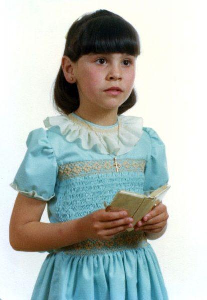 Eva Sánchez de la Poza - 1980