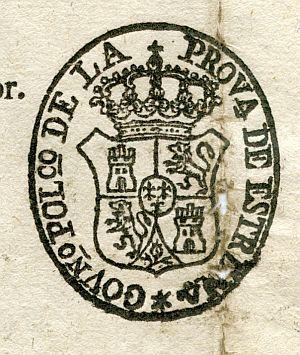 EXTREMADURA - Gobierno político de la provincia de Extremadura - Año 1823