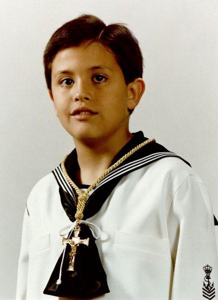 Fernando Sanz - 1987
