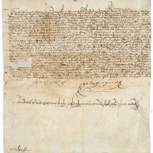 19 - La expulsión de los judíos en 1492 en documentos del Archivo Municipal de Toledo