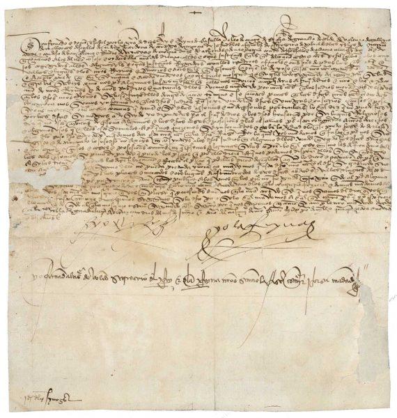 19 – La expulsión de los judíos en 1492 en documentos del Archivo Municipal de Toledo