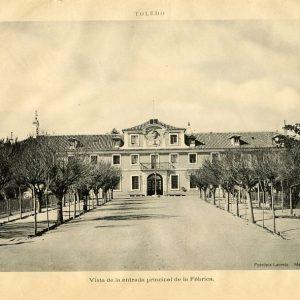 17 - Homenaje a la Fábrica de Armas de Toledo