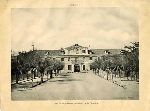 17 – Homenaje a la Fábrica de Armas de Toledo