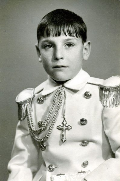 Juan Carlos Ampuero - 1962