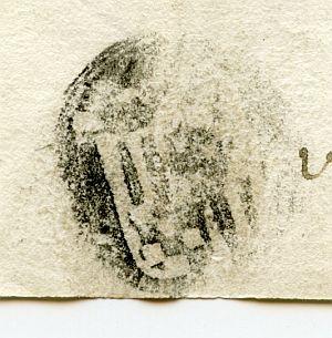 LÉRIDA - Ayuntamiento de Tárrega - Año 1823