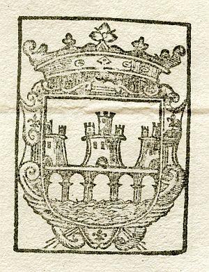 LOGROÑO - Ayuntamiento de Logroño - Año 1823