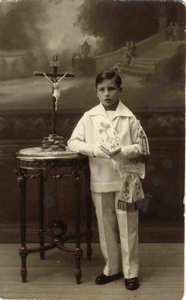 Luis Alba - Recordatorio de niño 57
