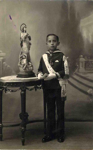 Luis Alba - Recordatorio de niño 58