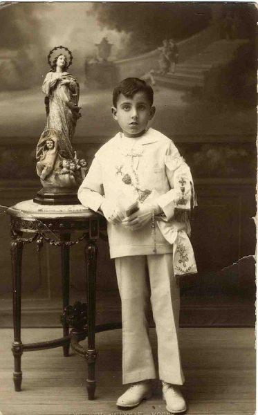 Luis Alba - Recordatorio de niño 59
