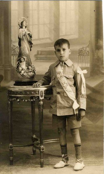Luis Alba - Recordatorio de niño 61