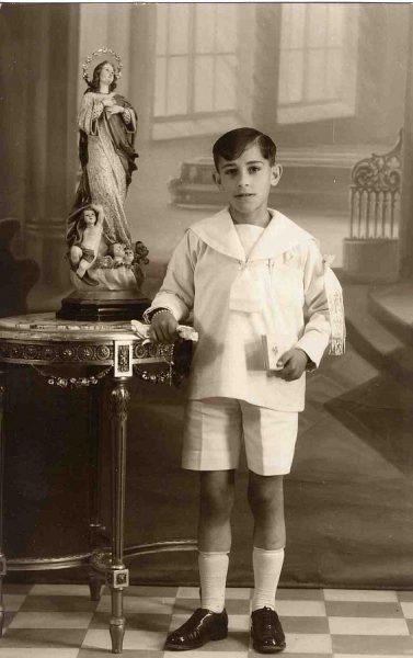 Luis Alba - Recordatorio de niño 63