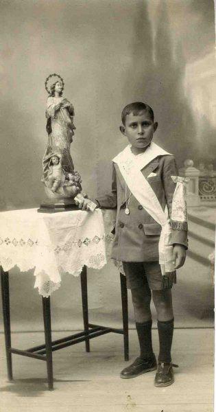 Luis Alba - Recordatorio de niño 64