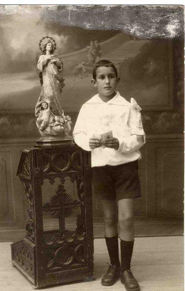 Luis Alba - Recordatorio de niño 68