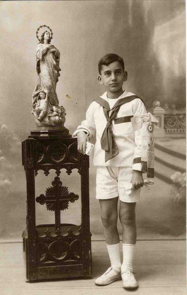 Luis Alba - Recordatorio de niño 69