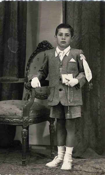 Luis Alba - Recordatorio de niño 72