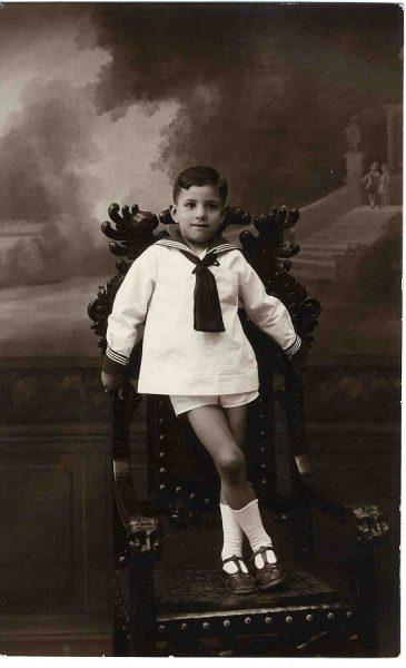 Luis Alba - Recordatorio de niño 73