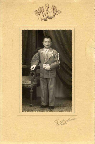 Luis Alba - Recordatorio de niño 75