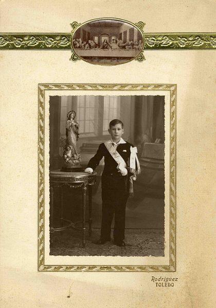 Luis Alba - Recordatorio de niño 77