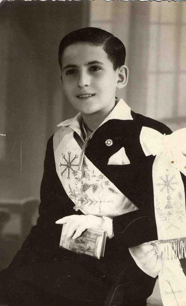 Luis Alba - Recordatorio de niño 78
