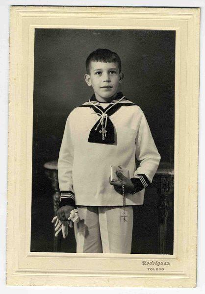 Luis Alba - Recordatorio de niño 79