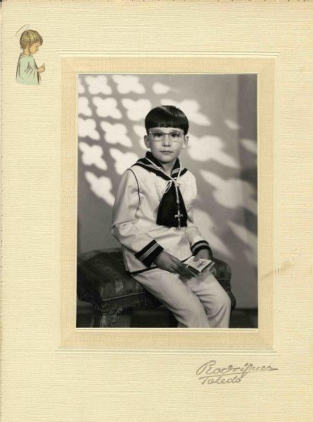 Luis Alba - Recordatorio de niño 81