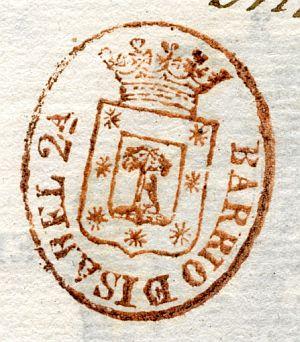 MADRID - Barrio de Isabel II - Año 1842