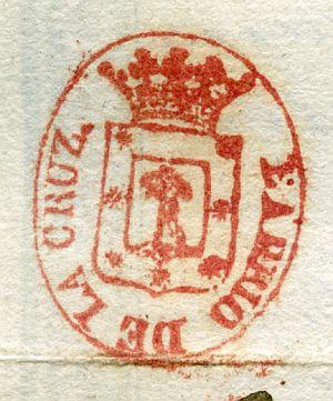 MADRID - Barrio de la Cruz - Año 1840