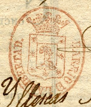 MADRID - Barrio de la Libertad - Año 1842