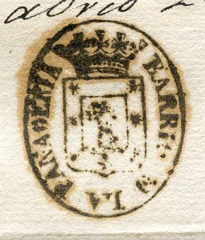 MADRID - Barrio de la Panadería de Madrid - Año 1837