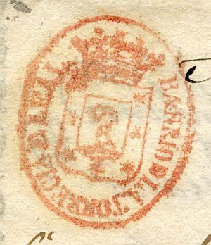MADRID - Barrio de la Torrecilla del Leal - Año 1845