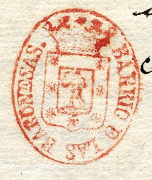 MADRID - Barrio de las Baronesas - Año 1841