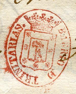 MADRID - Barrio de las Trinitarias - Año 1838