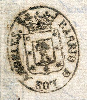MADRID - Barrio de los Ángeles - Año 1837