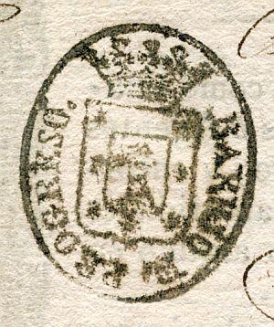 MADRID - Barrio del Progreso - Año 1842