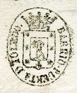 MADRID - Barrio Puerta de Toledo - Año 1837