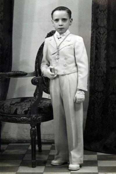 Mariano Pérez - 1945