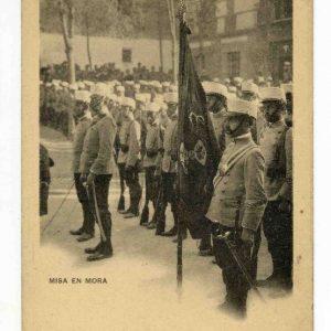 6 - Los cadetes recorren España