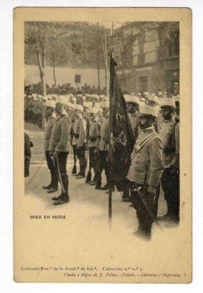 6 – Los cadetes recorren España