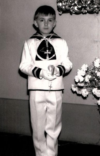 Nicolás Sanabria - 1968