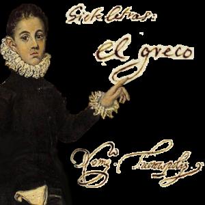 18 - Siete letras: El Greco
