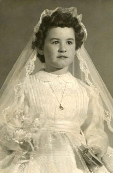 Pilar Gutiérrez - 1955
