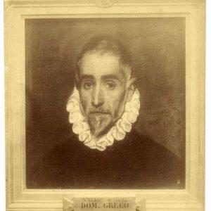 Retrato de caballero anciano_Museo del Prado_Foto realizada por Jean Laurent hacia 1868