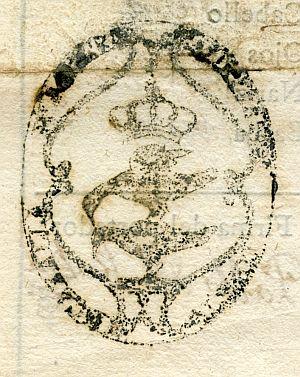 SEVILLA - Alcaldía de Cazalla de la Sierra - Año 1823