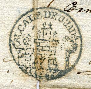 SEVILLA - Ayuntamiento de Alcalá de Guadaira - Año 1837
